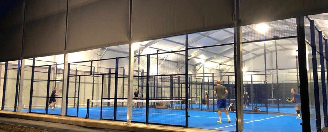 Padel4all at Basset Down Golf Course