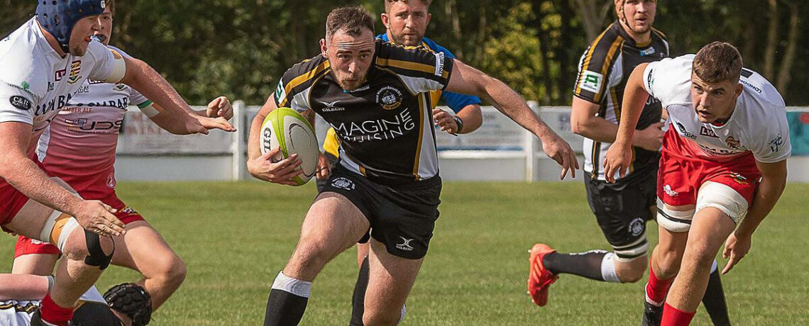 Royal Wootton Basset RFC opening Home fixture on Saturday, September 11 by James Booth Photography