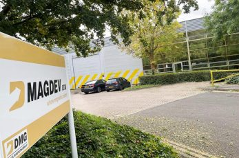 Swindon-based magnet and magnetic assembly manufacturer MagDev has been acquired by global magnetic technology expert Bunting