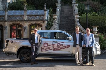 Stonewood Builders has been named Britain's Master Builder